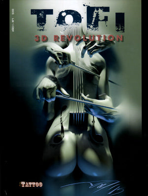 Tofi: 3d Revolution, Volume 1