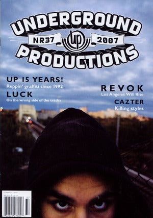 Underground Productions Magazine #37