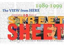The View From Here: Celebrating 10 Years Of Street Sheet (1989-1999)