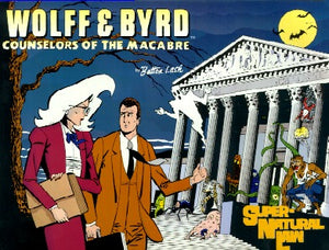 Wolff & Byrrd: Counselors Of The Macabre: Supernatural Law