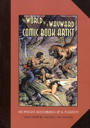 The World Of A Wayward Comic Book Artist
