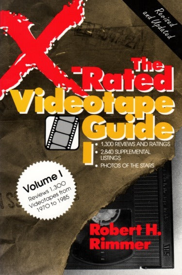 X-Rated Videotape Guide Vol. 1