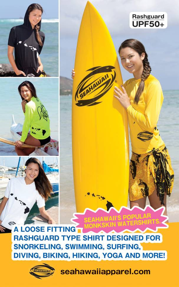 Seahawaii Apparel Tests the Waters for Expansion to the U.S. Mainland!