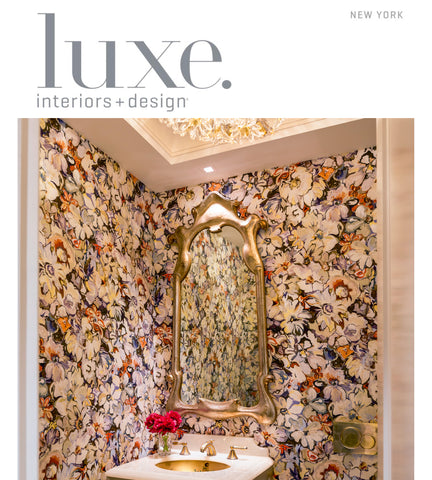 Luxe Features Nina Upholstery, May 2020
