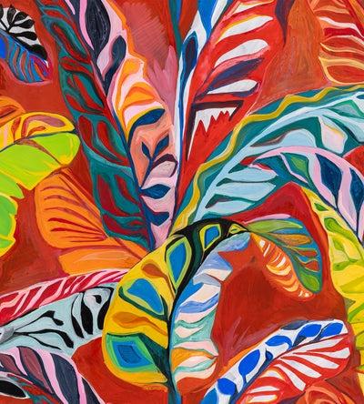 CW Stockwell + Voutsa Martinique Celebration Henri Wallpaper