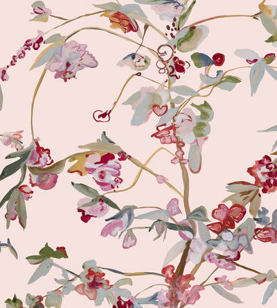 Guinevere Chinoiserie Wallpaper