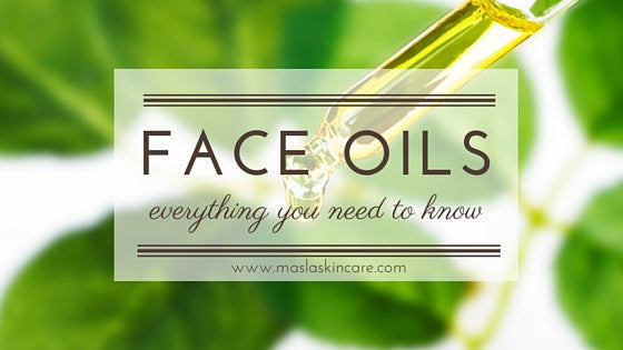 Face oils: everything you need to know.