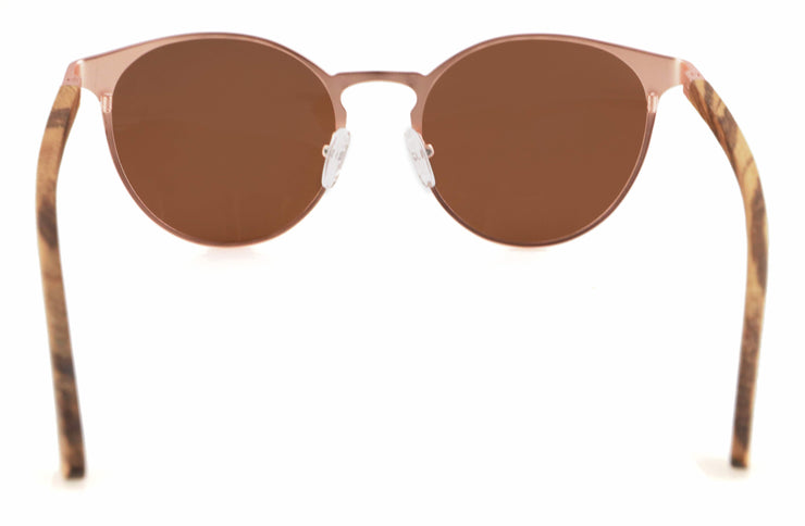 COOL BROWN, gafas de sol de madera polarizadas UV400