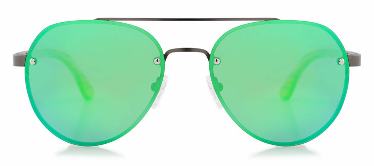 FLIGHT GREEN, gafas de sol de madera polarizadas UV400
