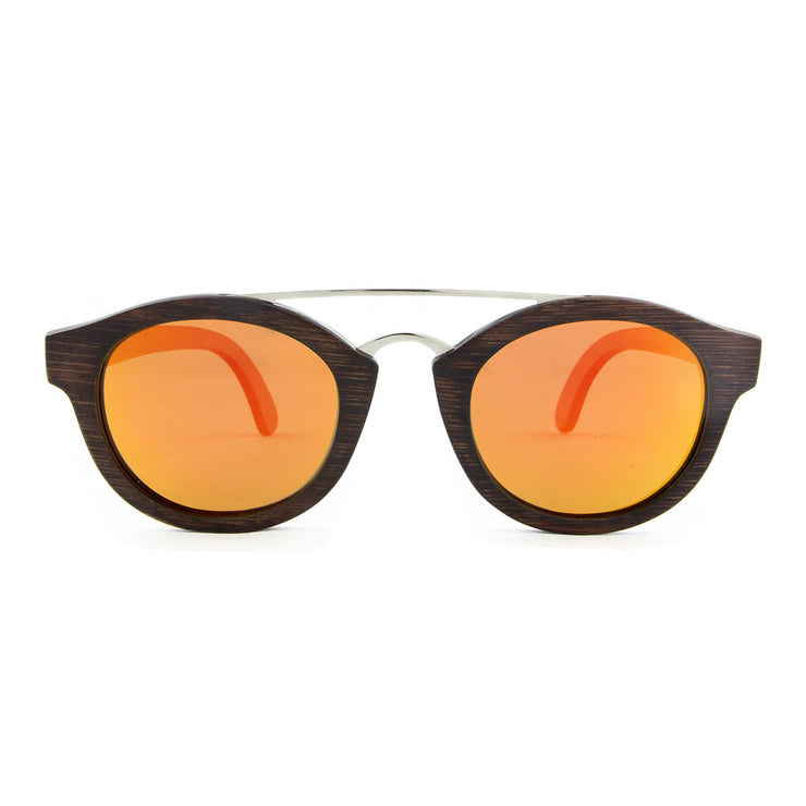 DROP ORANGE, gafas de sol de madera polarizadas UV400