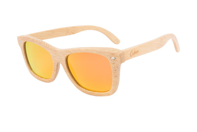 BLOND HOT, gafas de sol de madera polarizadas UV400