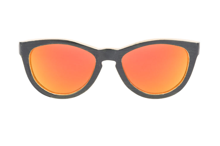 ROOT ORANGE, gafas de sol de madera polarizadas UV400