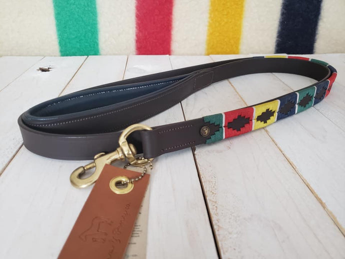 Heritage Capsule: Hudson Dog Leash
