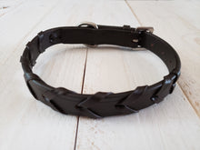 Load image into Gallery viewer, The Hickstead Collection: Laced Dog Collar