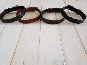 The Hickstead Collection: Laced Dog Collar