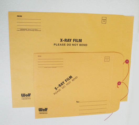 Film Mailing Envelopes