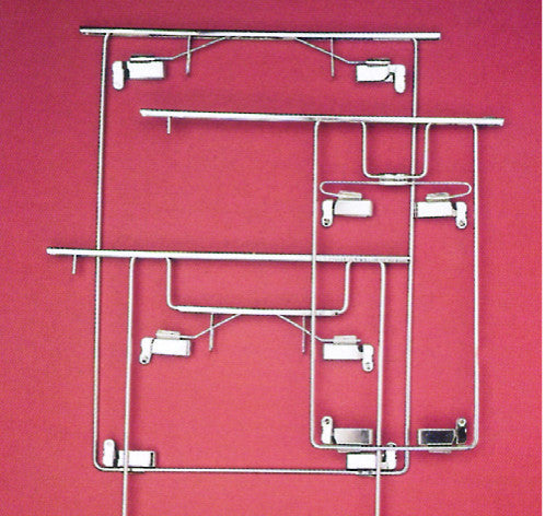 Stainless Steel Medical X-Ray Hangers