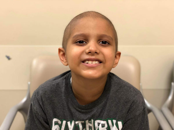 Help Us Lift Up the Spirits of a Little Boy With Cancer