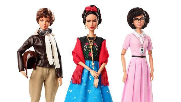 "Amelia Earhart Barbie? Mattel's New ""Inspiring Women"" Barbies Announced"