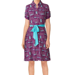 They Shut Me Up In Prose Sally Dress