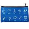 Dewey Decimal Classification Clutch Pouch
