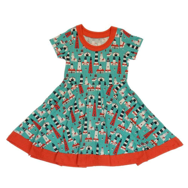Lighthouse Kids Twirl Dress