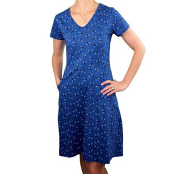 Antibody Fit & Flare Dress - Svaha USA