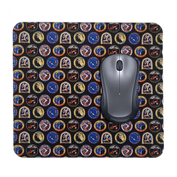 Apollo Patches Mouse Pad