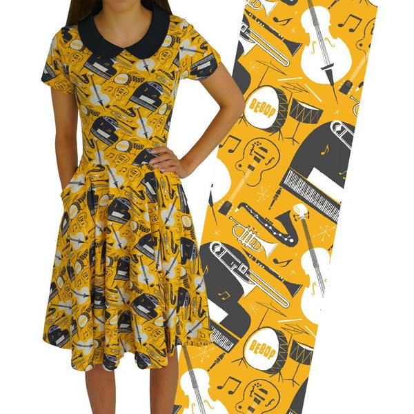 Bebop Jazz Parks Dress [FINAL SALE]