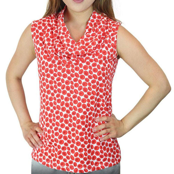 Red Blood Cells Biology Women's Top - SVAHA USA