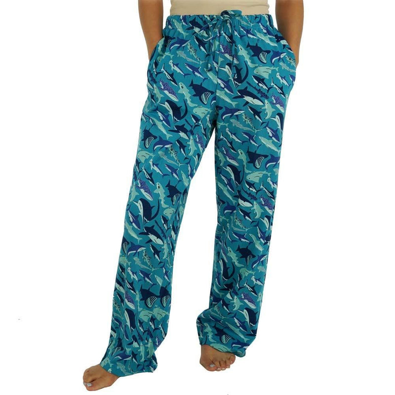 Shark Species Adults Lounge Pants