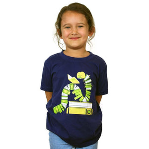 Bookworm Kids T-Shirt - Svaha USA