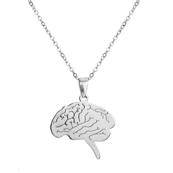 Brain Stem Necklace