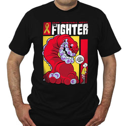 'The Cancer Fighter' Unisex Adults T-Shirt [FINAL SALE]