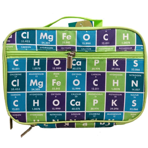 Chemical Elements Lunch Box, Chemical Elements Lunch Bag, Periodic Table Lunch Bag, Periodic Table Lunch Box, Chemistry Lunch Box, Chemistry Lunch Bag, STEM Lunch Box, STEM Lunch Bag, Science Lunch Box, Science Lunch Bag, Human Body Elements Lunch Bag - SVAHA USA