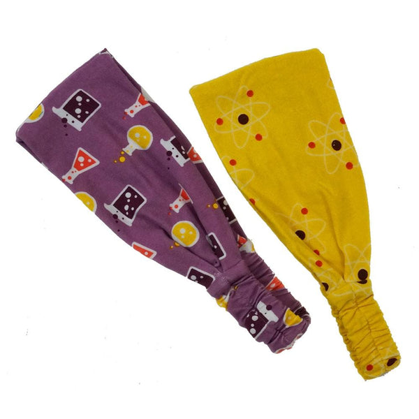 Chemistry 2-Pack Headbands