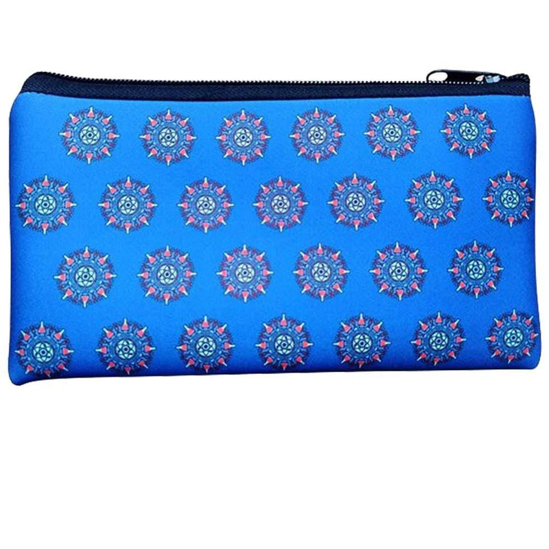 Science Clutch, Chemistry Clutch, Chemistry Pouch, Science Pouch, STEM Clutch, STEM Pouch, Teachers Clutch, Chemistry Makeup Bag, Science Mandala Clutch - SVAHA USA