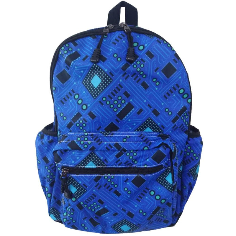 Technology Backpack, Circuit Board Backpack, Electronics Backpack, Electronic Backpack, STEM Backpack, Circuit Board Backpack - SVAHA USA