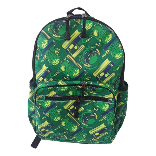 Cthulhu Backpack, Mythos Backpack, Mythology Backback, Literature Backpack, Fiction Backpack, H. P. Lovecraft Backpack, Cosmic Backpack, Cosplay Backpack, R'Lyeh Backpack, Fantasy Backpack, Mythical Backpack, Cthulhu Backpack - SVAHA USA