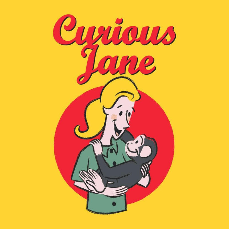 Curious Jane Kids T-shirt