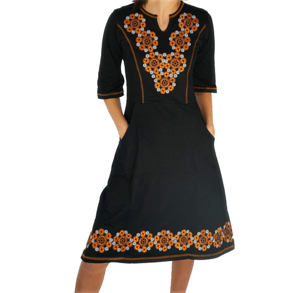 Life in Motion Rosalind Dress