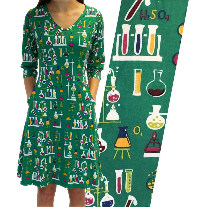 Chemistry Lab Rosalind Dress [FINAL SALE]