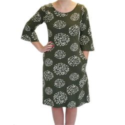 Circles of Calculation Curie Dress