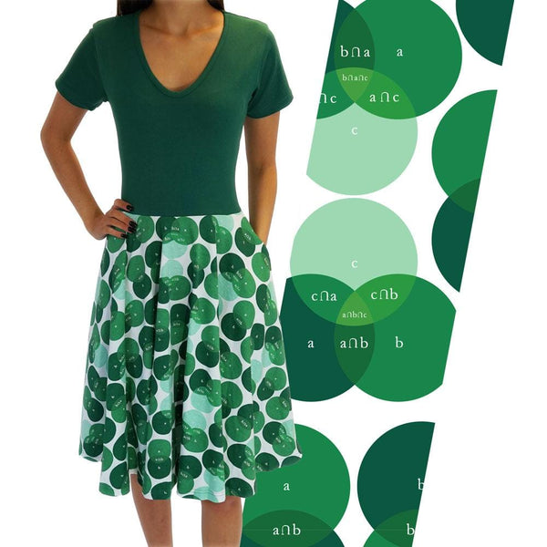 Venn Diagrams Rachael Dress