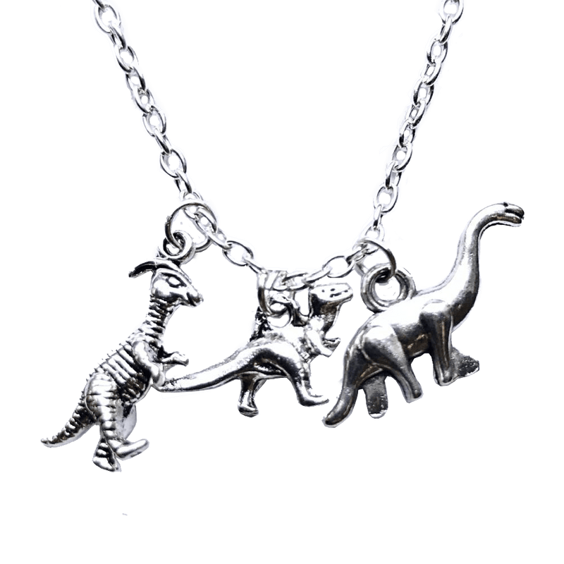 Dino Jewelry, Dino Necklace, Dinosaur Jewelry, T-Rex Jewelry, Dinosaur Necklace, Prehistoric Necklace, Prehistoric Jewelry, Animal Necklace, Animal Jewelry, Zoology Necklace, Zoology Jewelry, Evolution Jewelry, Evolution Necklace, Geeky Jewelry, Geeky Necklace, Science Jewelry, Science Necklace, Ms. Frizzle Jewelry - SVAHA USA