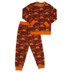 "Dino""snore"" Kids Pajamas Set"