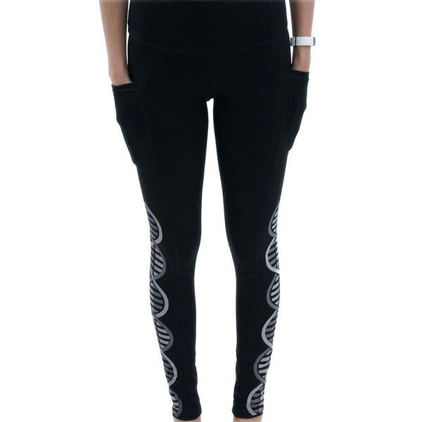 Double Helix Adults Leggings