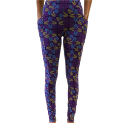 Dragonfly Adult Leggings with Pockets