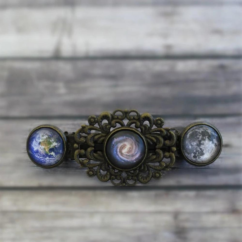 Vintage Milky Way Barrette