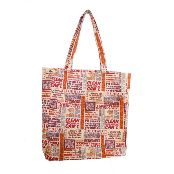 Empowering Messages Tote Bag